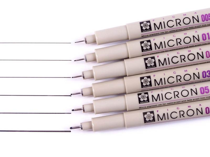 micron pens for drawing boing boing