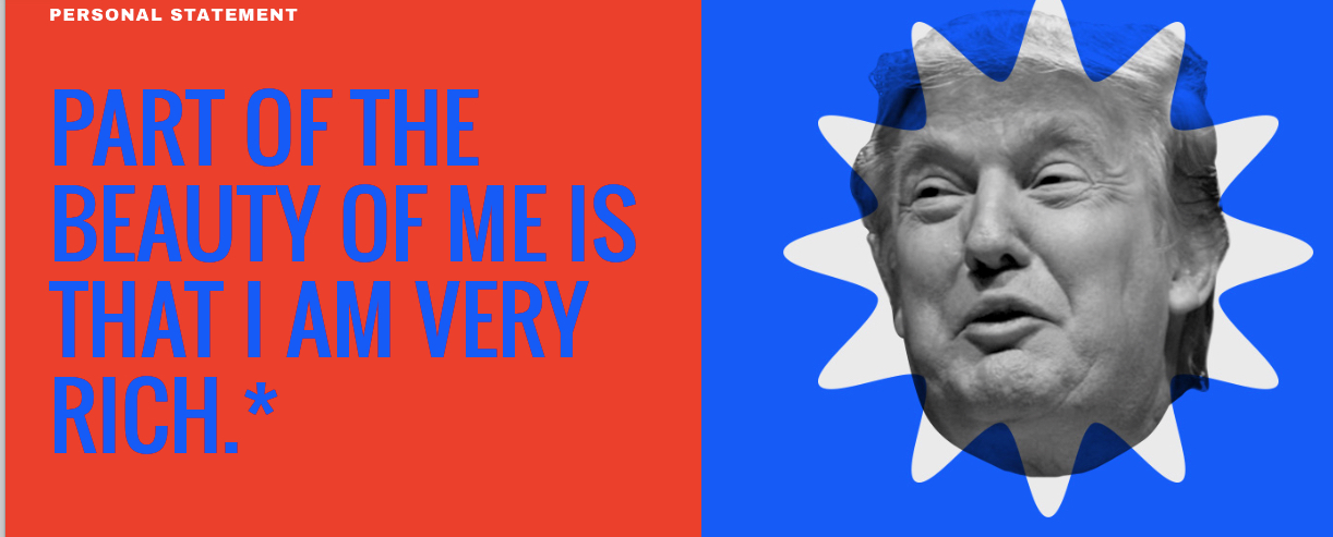 donald trumps online resume - Donald Trump Resume
