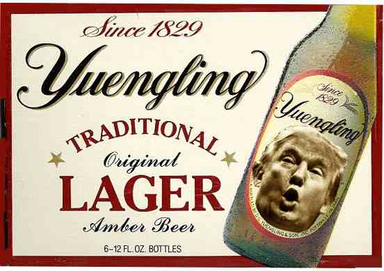 Owner of oldest US brewery wins the hearts of trumpkins
