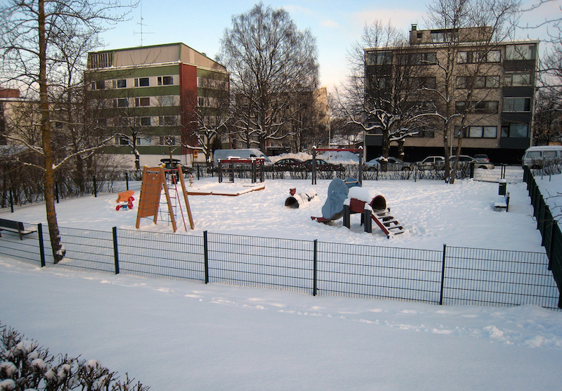 DDoS attack on Finnish automated buildings disabled heating controls
