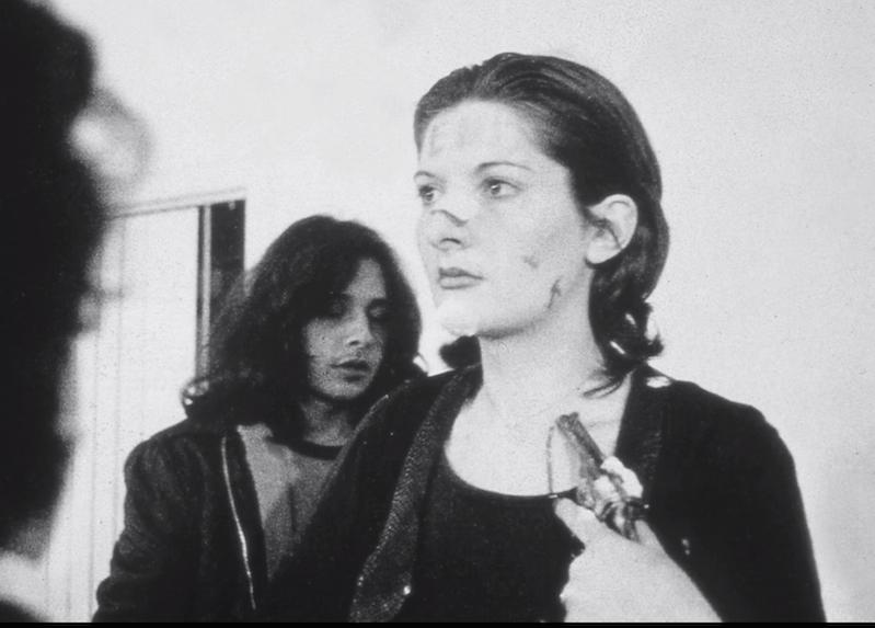Marina Abramovic describes her harrowing 1974 performance of Rhythm 0