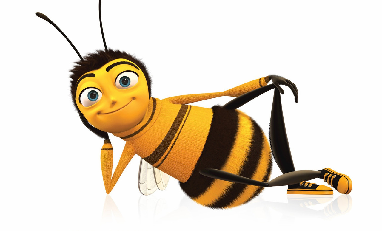 The Bee Movie Trailer But Slowed Down More Every Time Someone Says Boing