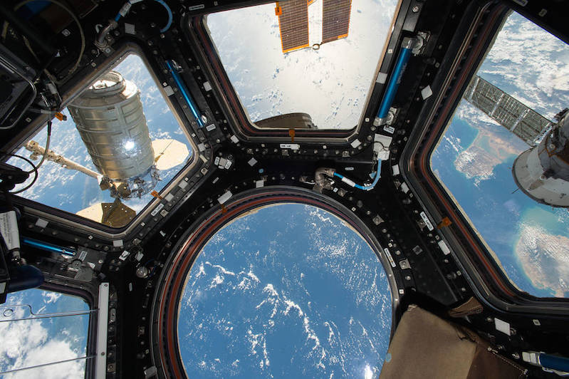 Why does long-term zero-g hurt astronauts' eyes? Mystery solved