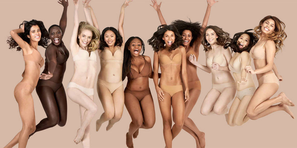 An Awesome Nude For All Underwear Campaign