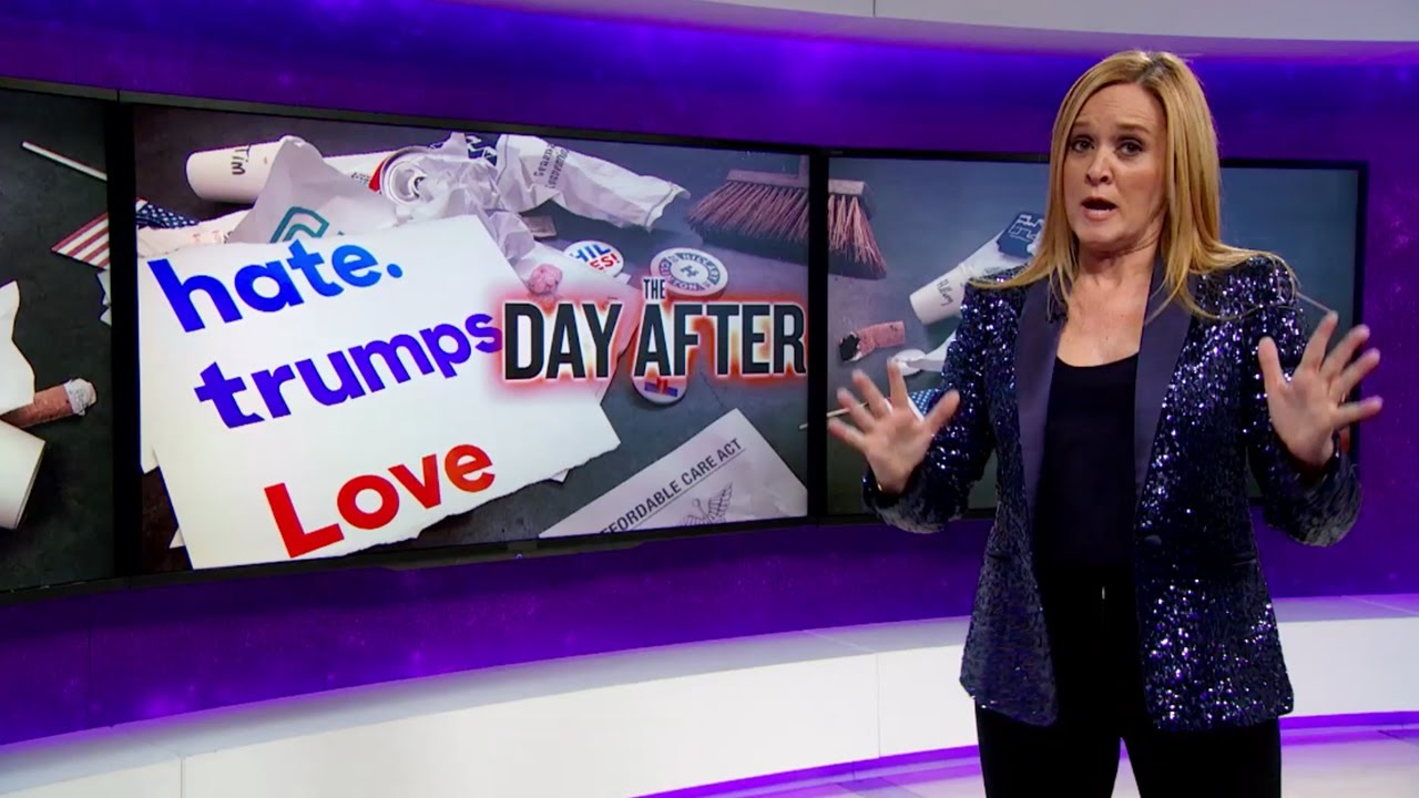 Image result for full frontal with samantha bee