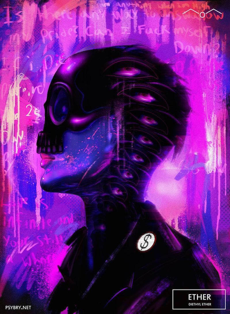 Life (Atom) Psybry-ether-sm