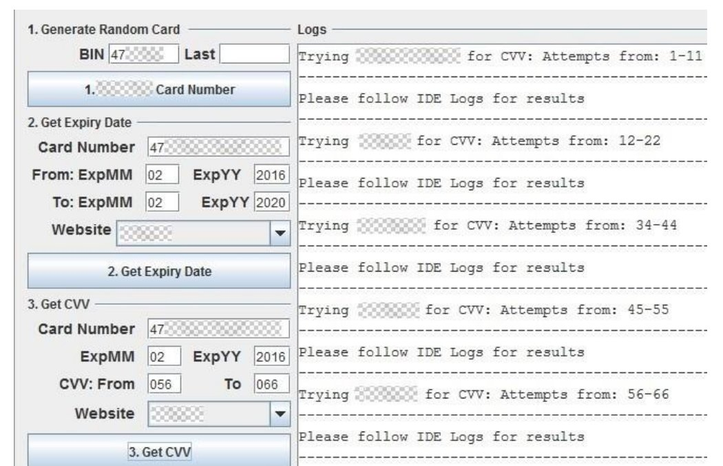 Crooks can guess Visa card details in six seconds by querying lots of websites at once