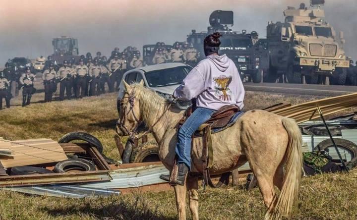 2,100+ veterans pledge to build barracks to help Dakota Access Pipeline water defenders survive the winter