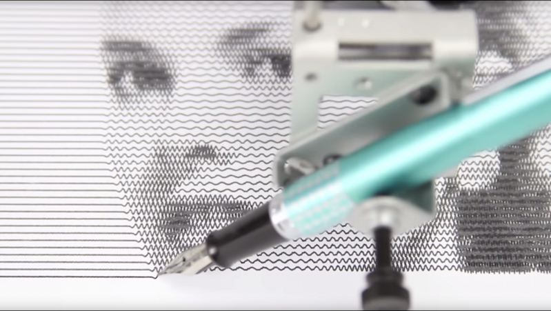 AxiDraw v3 promises even more machine-drawn delights / Boing Boing