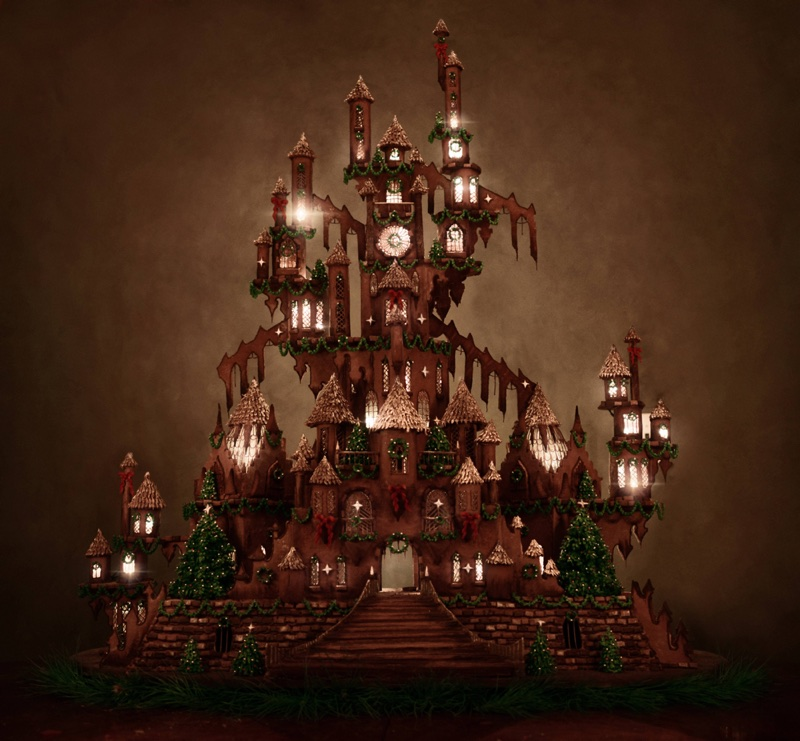 gingerbreadcastle