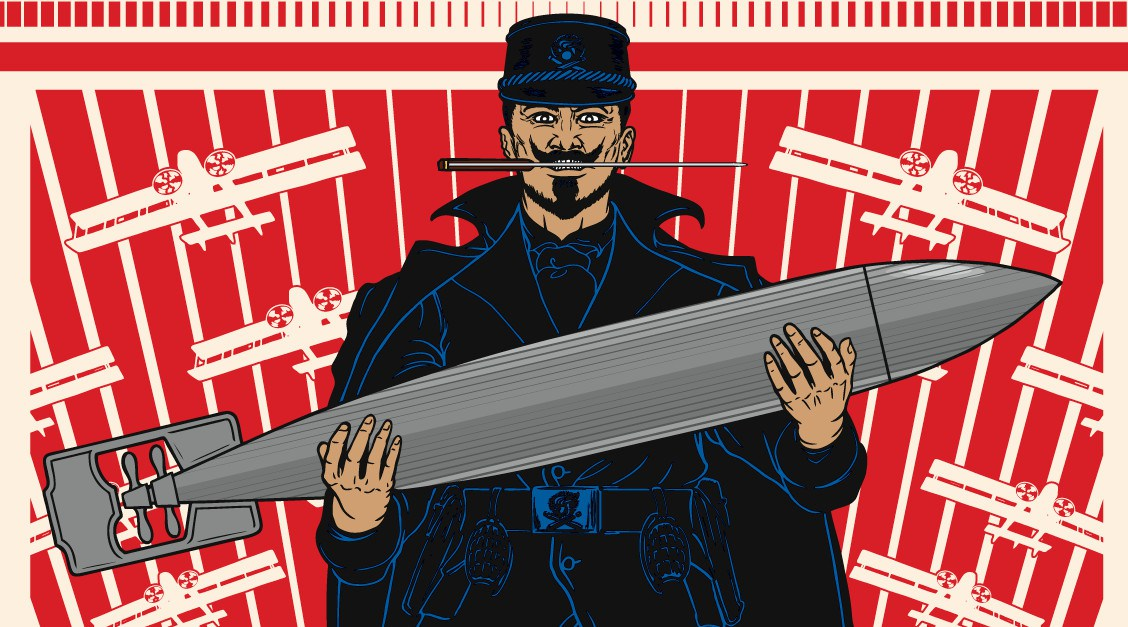 bruce sterling on dieselpunk alternate history fascism and the