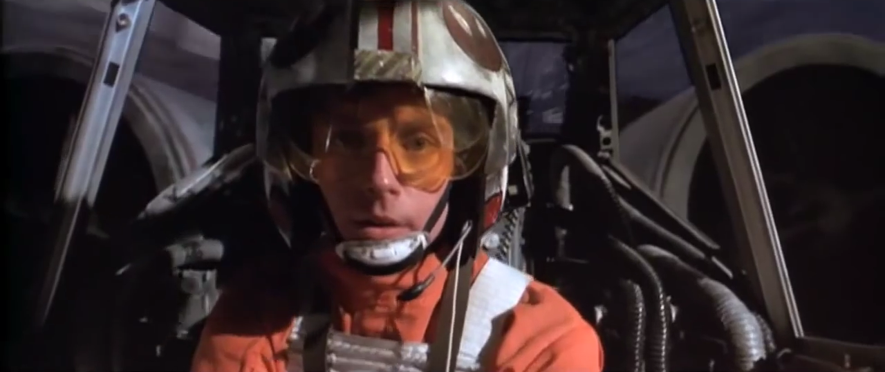 Watch the climax of Star Wars alongside an audience from 1977