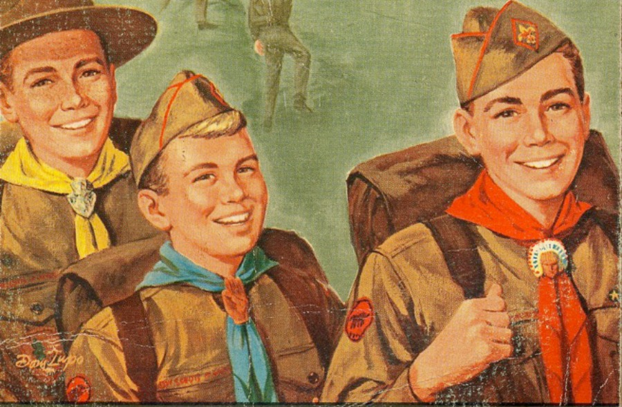 Boy Scouts of America to allow transgender boys to enroll / Boing ...