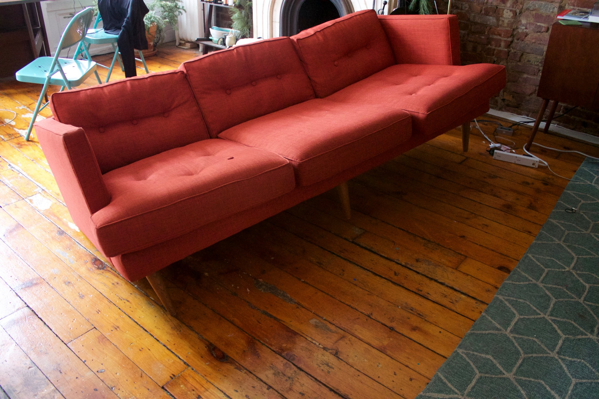 West Elm S Couch From Hell Update Couch From Hell Goes