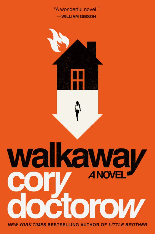 New Yorkers! Come see Edward Snowden and me onstage at the NYPL on the Walkaway tour!