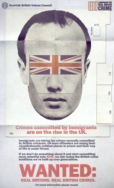 Wanted: real British criminals to commit real British crimes