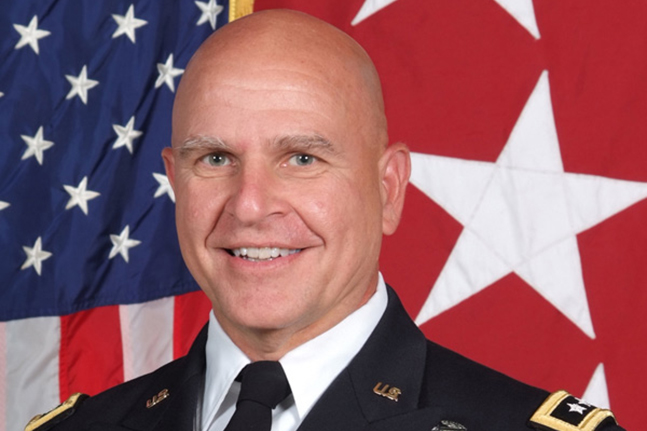 Image result for Lieutenant General H.R. McMaster