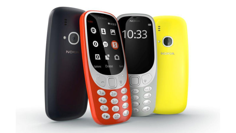 In Brilliant Move, Nokia Revives Classic 'Dumb Phone' 3310