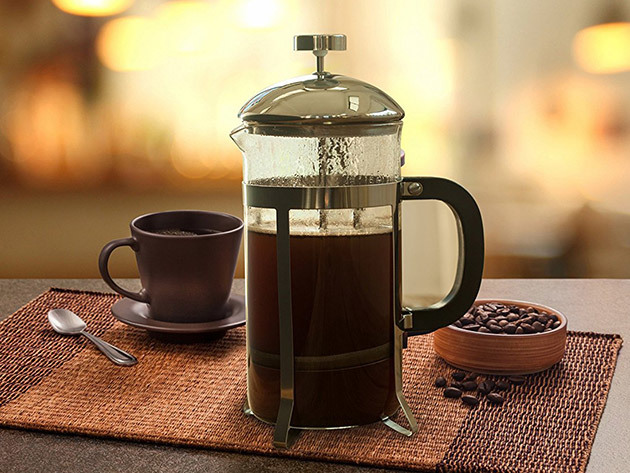 "This ""retro"" technique still makes the best coffee / Boing ...French Press Coffee Technique"