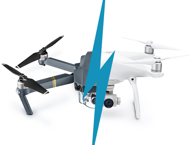 Enter, win, choose which DJI drone to harass your neighbors with - it's that easy