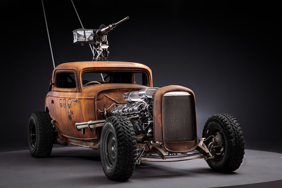 Mad Max V8 >> The Mad Max cars look just as fantastic before the dirt / Boing Boing