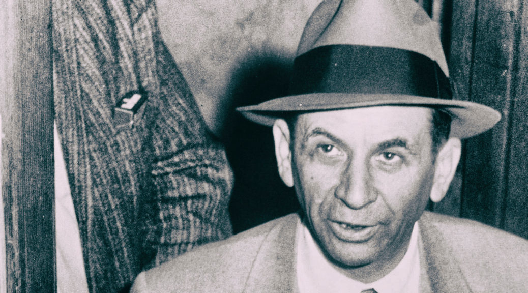 In 1937, a judge quietly asked Meyer Lansky to form a squad of Nazi-punching gangsters to raid Bund meetings