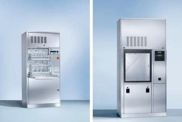 Miele's networked disinfecting hospital dishwasher has a gaping security flaw