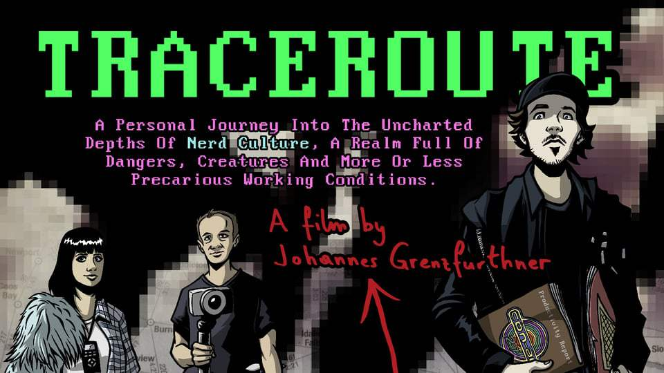 Traceroute: now on demand!
