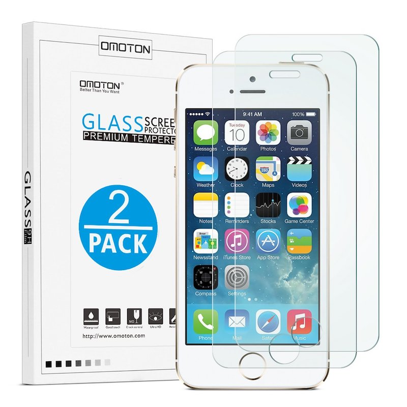 Another iPhone screen protector saves the day