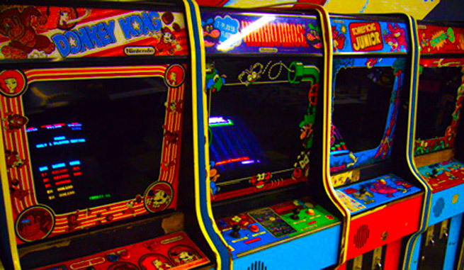 Supply of old-fashioned CRT arcade monitors dries up / Boing Boing