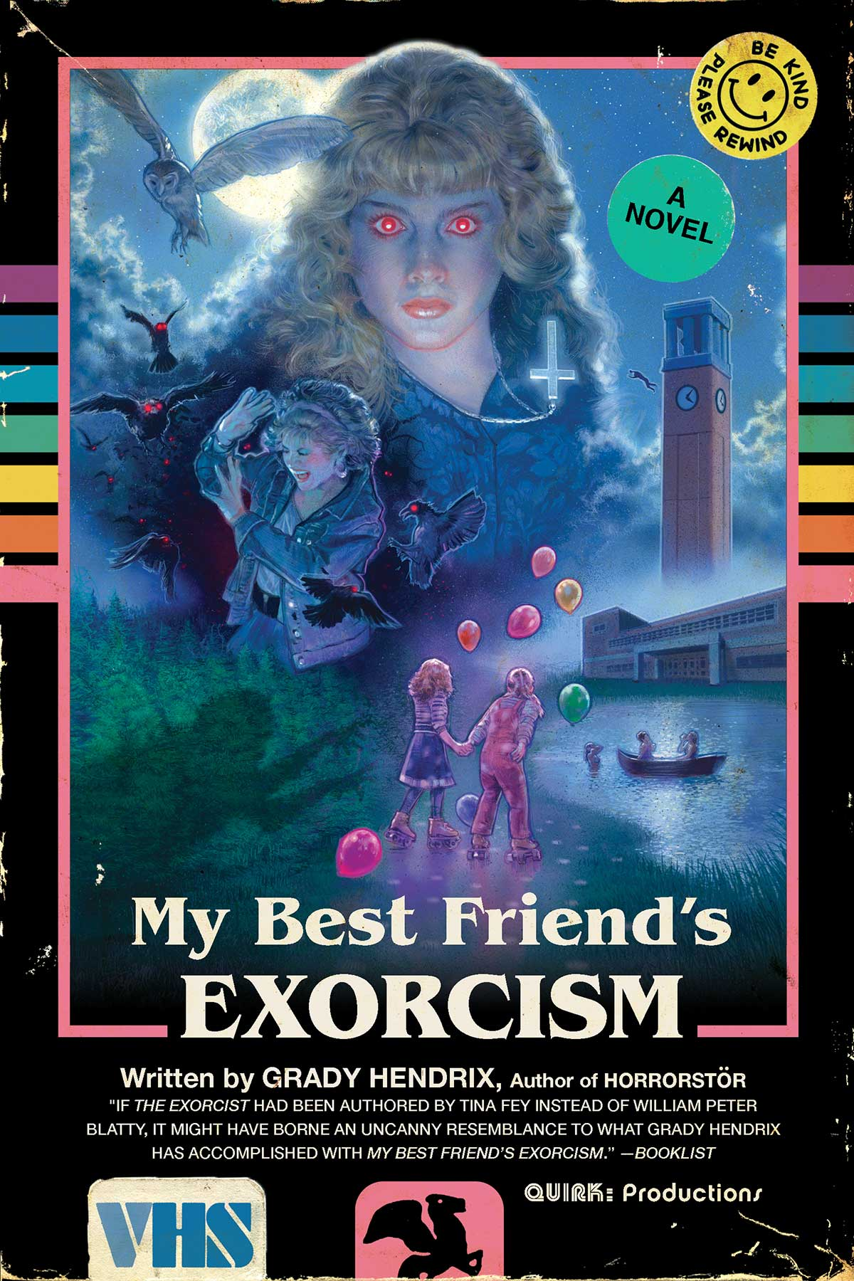 Cover reveal for my best friends exorcism looks like 1980s vhs cover reveal for my best friends exorcism looks like 1980s vhs rental solutioingenieria Images