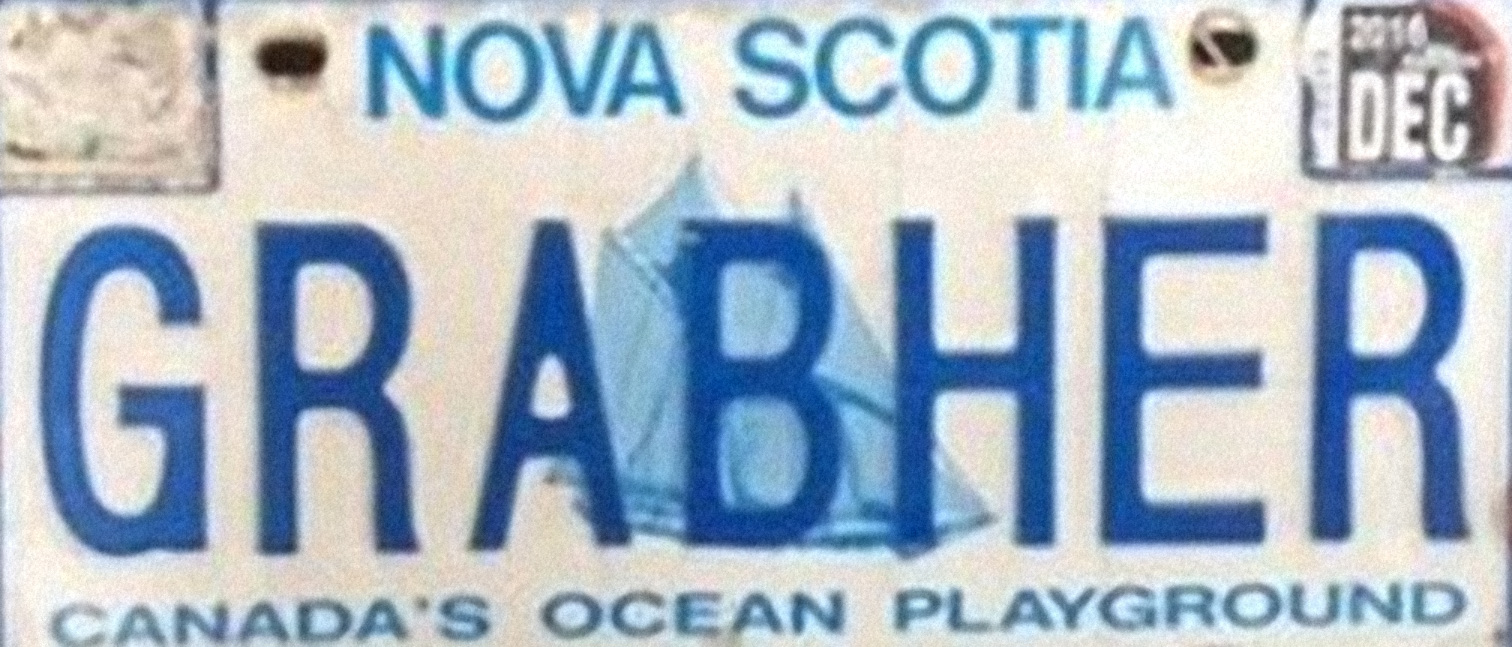 Louis Grabher's personalized auto license plate deemed too offensive to renew