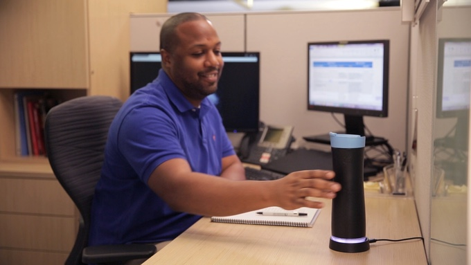 Internet-of-things water bottle will inform you of your drinking habits