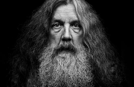 Interview with Alan Moore about science, imagination, and time