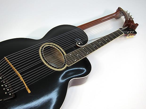 1908 Gibson style U guitar in amazing shape