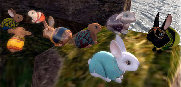 All the Second Life rabbits are doomed, thanks to DRM