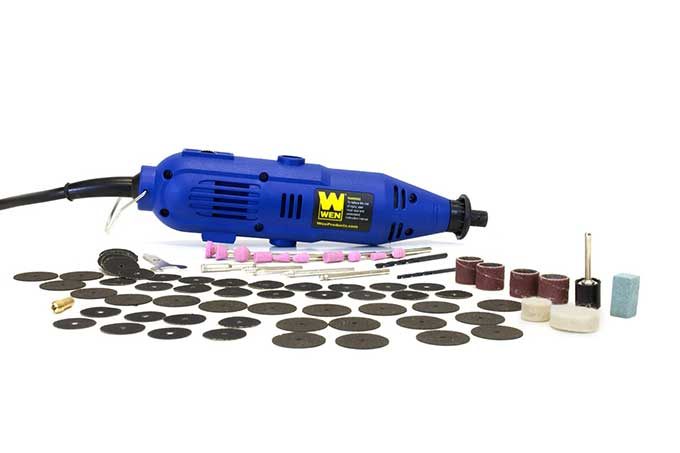 Great deal on a Dremel compatible rotary tool ($13)