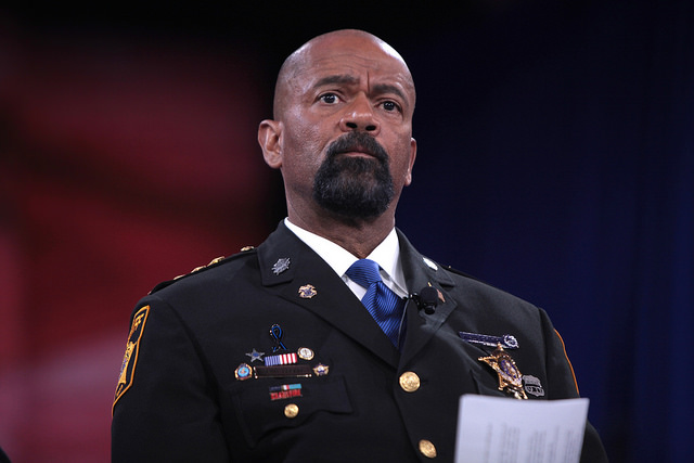 Democratic Lawmakers Urge Against Homeland Security Appointment of Sheriff David Clarke