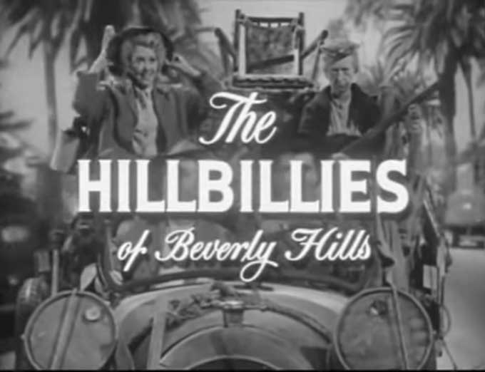 Unaired pilot for Beverly Hillbillies (1962)