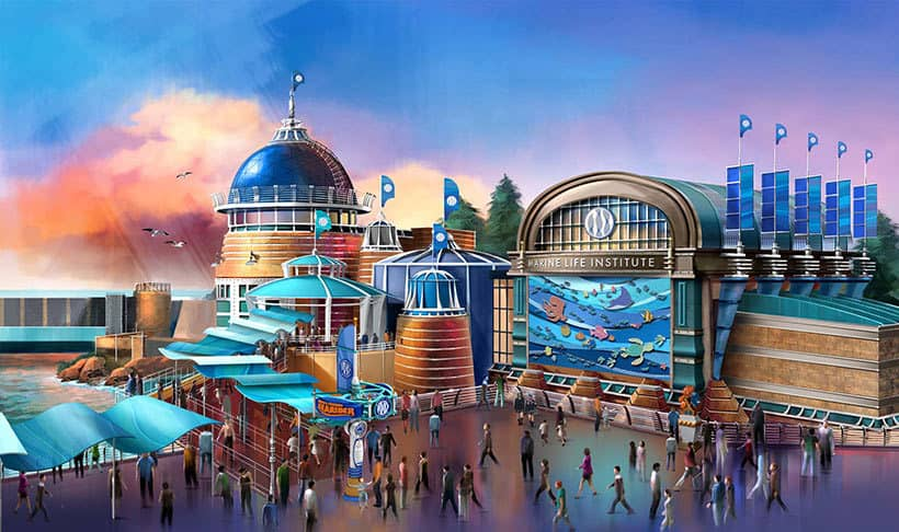 Nemo and friends searider opens at tokyo disneysea boing boing disney fans here have been much preoccupied with the retheming of tower of terror to guardians of the galaxymission breakout at disney california sciox Gallery