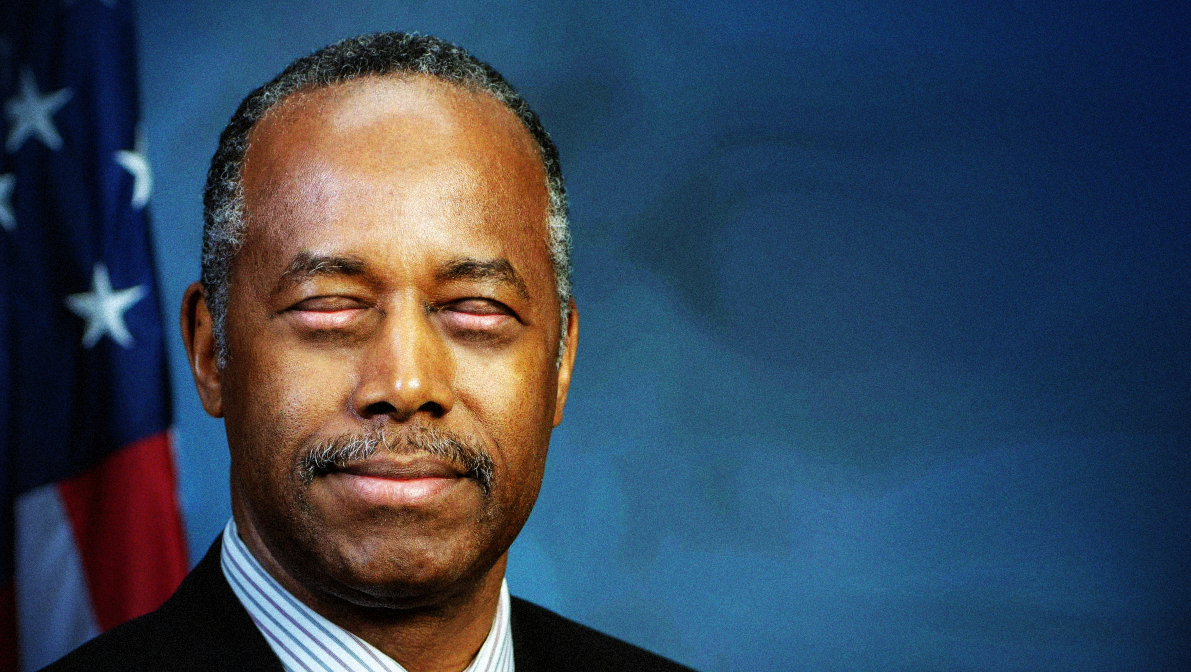 For Real? Ben Carson Says 'Poverty Is A State Mind'