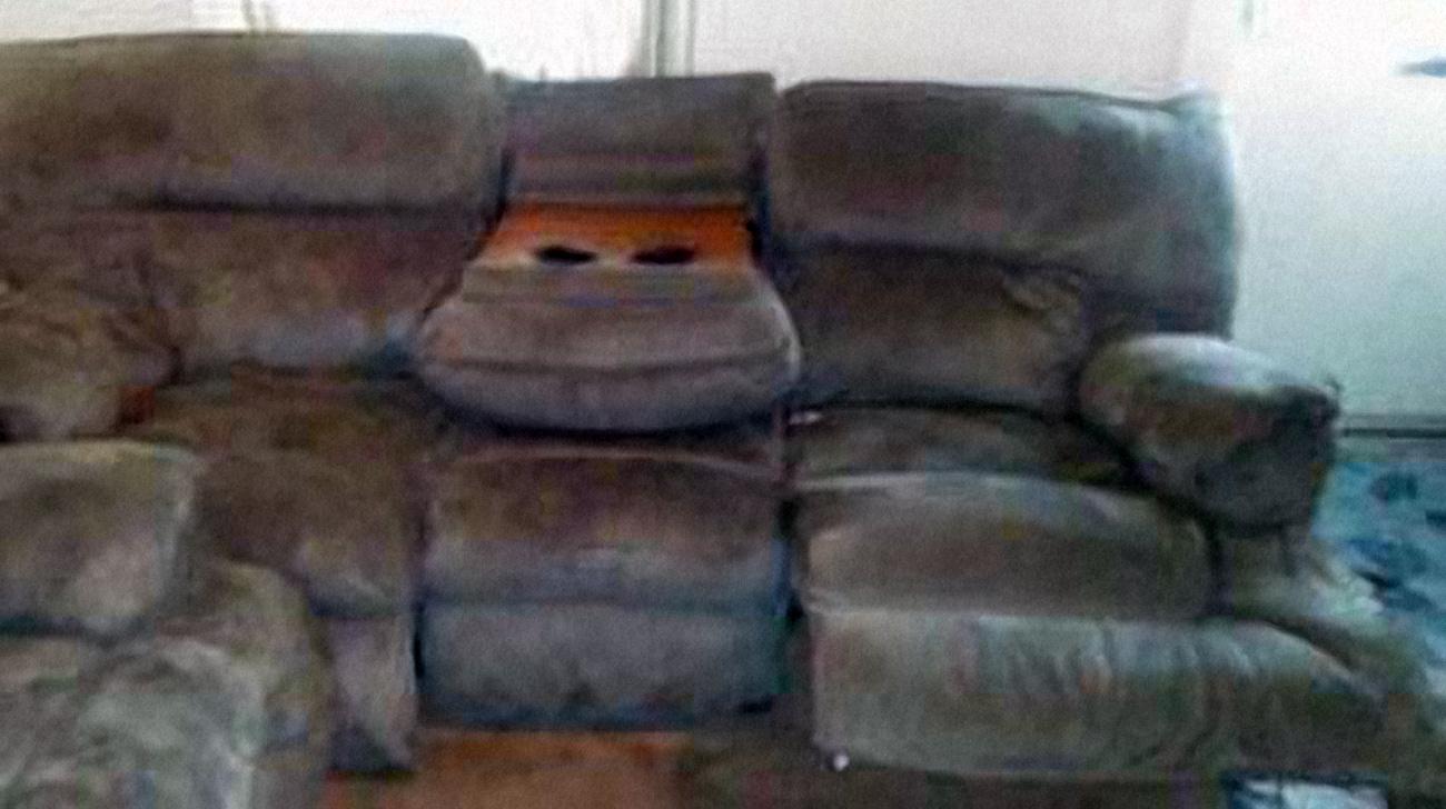 Teenage Mutant Ninja Sofa