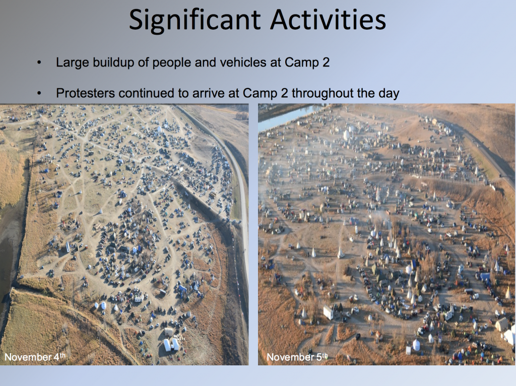 Leaks: Mercenaries targeted Standing Rock water protectors with anti-terrorist tactics