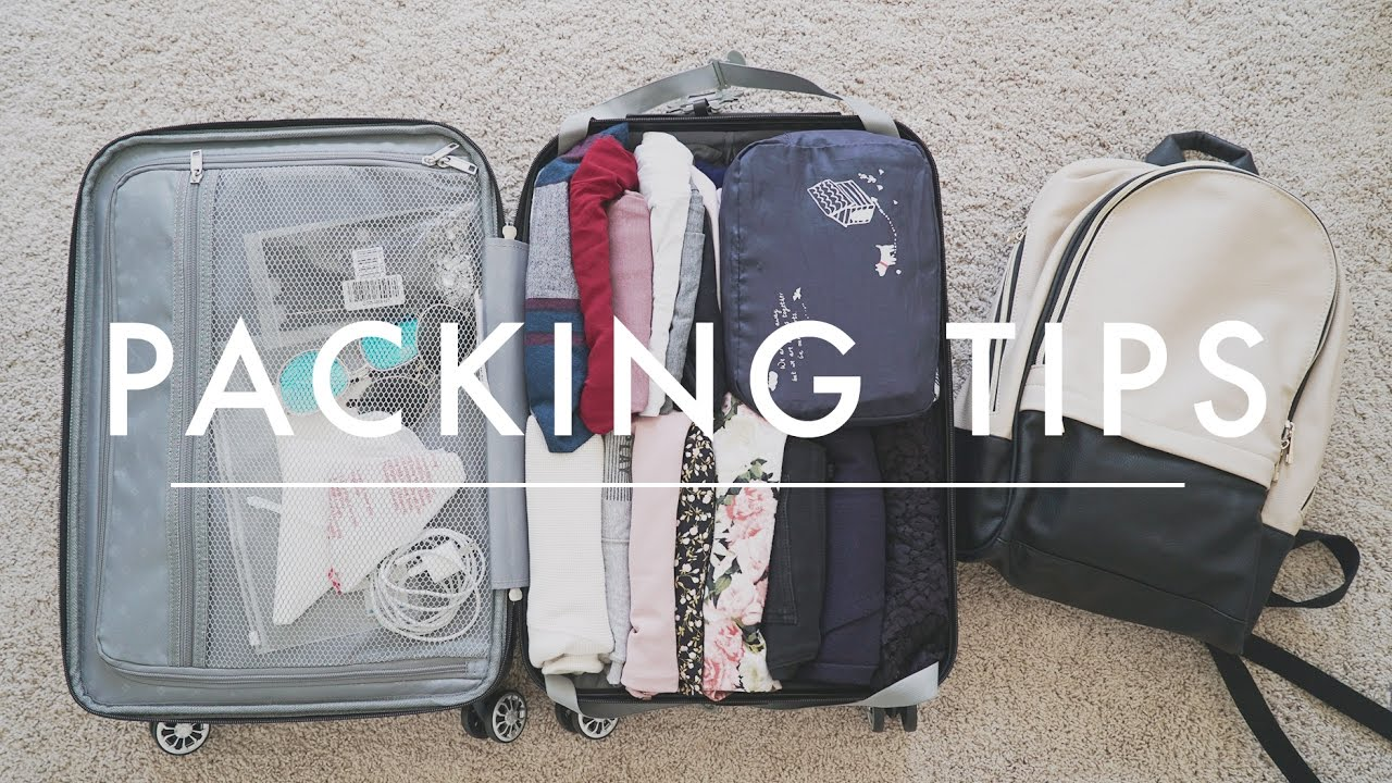 Tips For Packing A Carry On Boing Boing