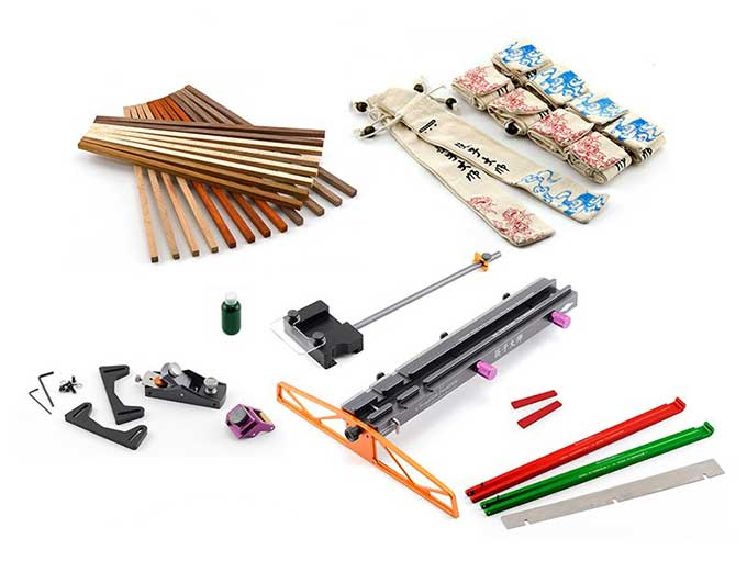 Man invents chopstick-making kit for home use
