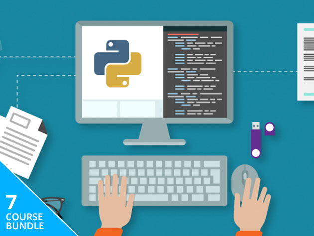 Here are 7 courses to help you learn Python