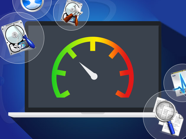 Keep your Mac healthy with Drive Genius 5