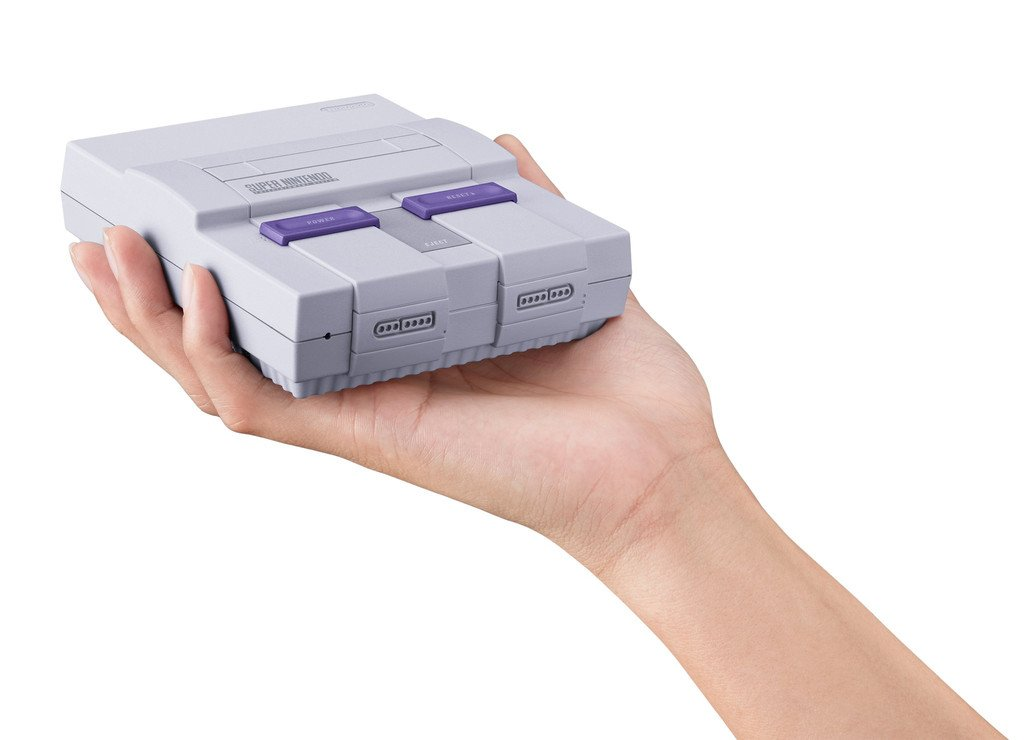 Yep, the SNES Classic is real and it is coming in September