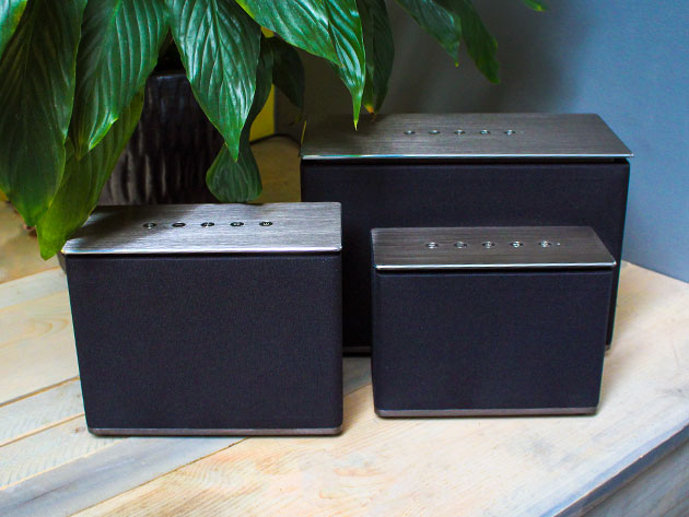 The QFX Elite Series is like Sonos without the price tag / Boing Boing