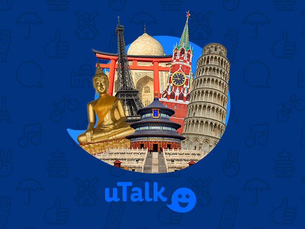 Become a polyglot in your spare time with uTalk